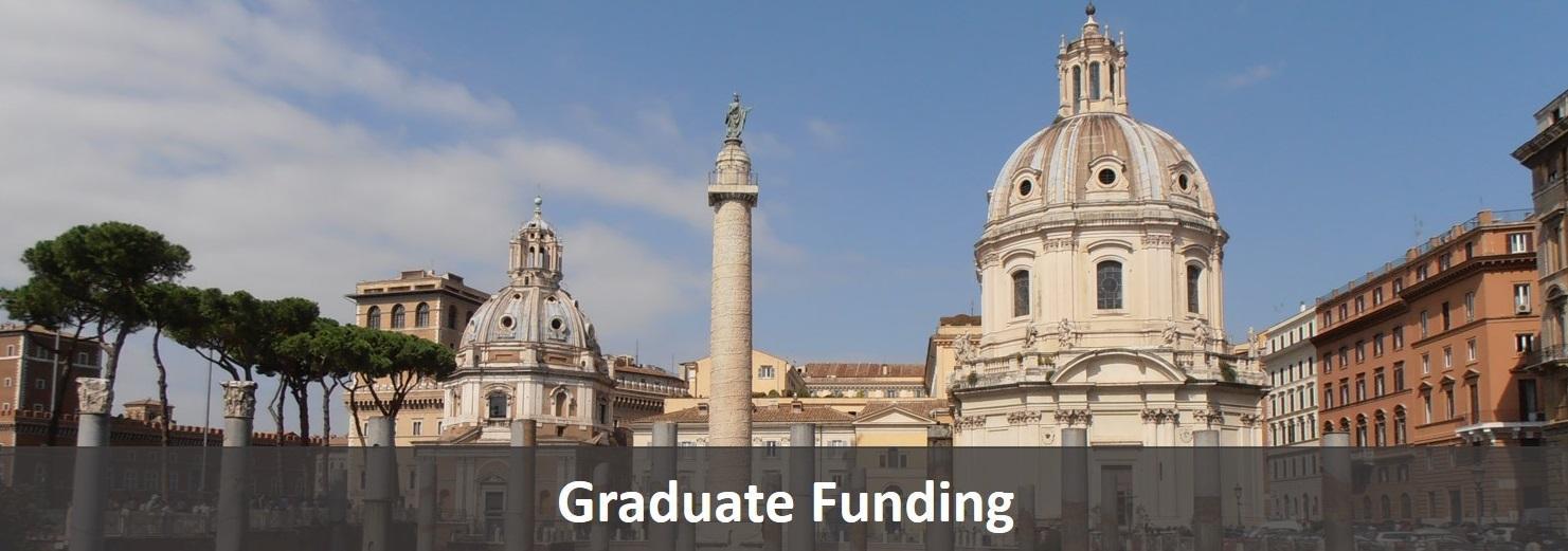 Graduate Funding Label